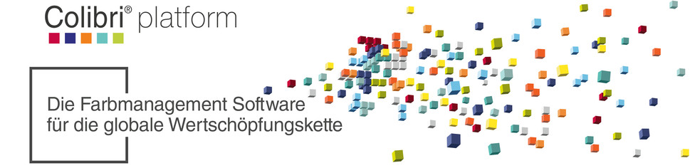 Colibri Header: One software platform for the global colour supply chain. DE