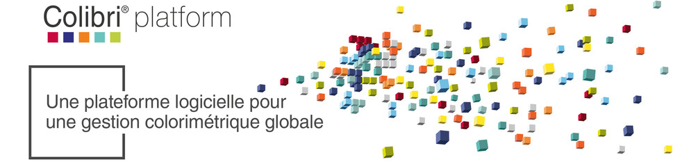 Colibri Header: One software platform for the global colour supply chain. FR