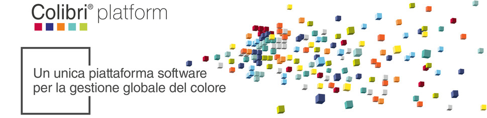 Colibri Banner: One software platform for the global colour supply chain. IT