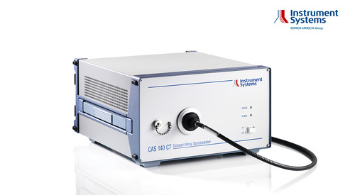 CAS-140CT Array spectrometer