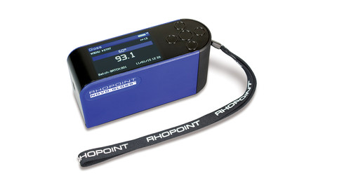Rhopoint Novogloss 60 degree glossmeter