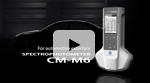 CM-M6 Movie demonstrating design and application on automotive paint measurement